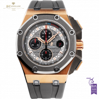 Audemars Piguet Royal Oak Offshore Michael Schumacher Rose Gold - ref 26568OM.OO.A004CA.01 Limited edition of 500 pieces