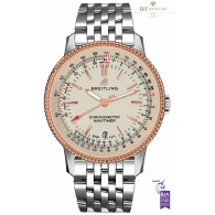 Breitling Navitimer Steel and Rose Gold - ref U17325211G1A1