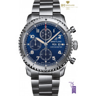 Breitling Aviator 8 Chronograph Stainless Steel  - ref A13316101C1A1