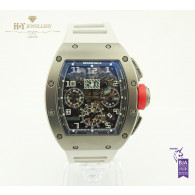 Richard Mille UAE Edition Limited  of 7 pieces Titanium AK - RM011-UAE