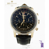 Breitling Navitimer Rose Gold Boutique Edition - ref RB01271A/BG07
