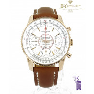Breitling Montbrilliant 01 Limited Edition of 200 Rose Gold - ref  RB013112/G710