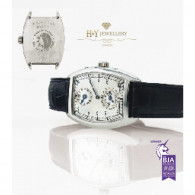 Franck Muller Sincere Watch The Spirit Of Time Platinum - ref 7500