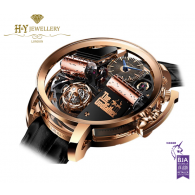 Jacob & Co Opera Godfather Musical Rose Gold Limited Edition of 88 pieces - ref OP110.40.AG.AB.A