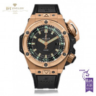 Hublot Oceanographic 4000 Rose Gold - ref 731.OX.1170.RX - Price Inc VAT