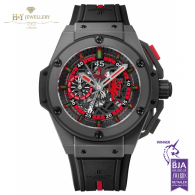 Hublot King Power Red Devil Manchester United Ceramic - ref  716.CI.1129.RX.MAN11 -Price Inc VAT