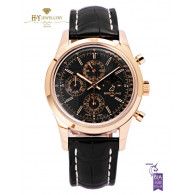 Breitling Transocean Chronograph Rose Gold Limited edition of 500 - ref R1931012/BC20