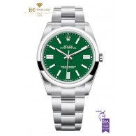 Rolex Oyster Perpetual Stainless Steel - ref 124300