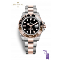 ROLEX GMT Master II Steel and Rose gold  - REF 126711CHNR