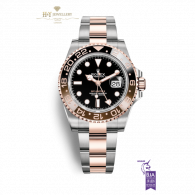 Rolex GMT-MASTER II Oystersteel and Everose gold - ref 126711CHNR