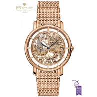 Patek Philippe Complications Skeleton Rose gold - ref 5180/1R-001