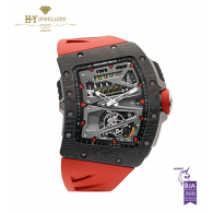 Richard Mille Manual Winding Tourbillon Alain Prost Carbon TPT Limited edition of 30 pieces - RM70-01