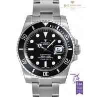 Rolex Submariner Ceramic and Steel - ref 116610LN