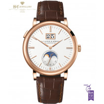 A.Lange & Sohne Saxonia Moon Phase Rose Gold - ref 384.032