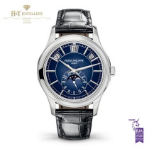 Patek Philippe Complications White Gold - ref 5205G-013