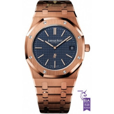 Audemars Piguet Royal Oak Extra Thin Rose Gold - ref 15202OR.OO.1240OR.01