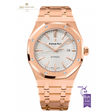 Audemars Piguet Royal Oak Rose Gold - ref 15400OR.OO.1220OR.02