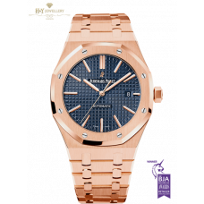 Audemars Piguet Royal Oak Rose Gold - ref 15400OR.OO.1220OR.03