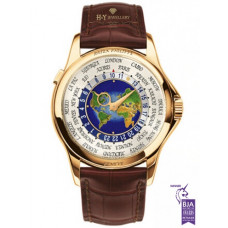 Patek Philippe World Time Yellow Gold - ref 5131J-014