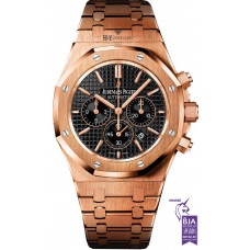 Audemars Piguet Royal Oak Chronograph Full Rose Gold -ref 26320OR.OO.1220OR.01