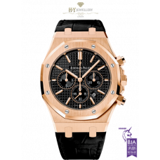 Audemars Piguet Royal Oak Chronograph Rose Gold - ref 26320OR.OO.D002CR.01