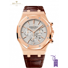 Audemars Piguet Royal Oak Chronograph Rose Gold - ref 26320OR.OO.D088CR.01