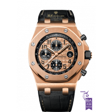 Audemars Piguet Royal Oak Offshore Chronograph Rose Gold - ref 26470OR.OO.A002CR.01
