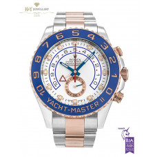 Rolex Yacht-Master II Rose Gold And Steel – ref 116681