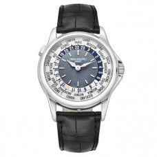 Patek Philippe World Time Platinum - ref  5110/P-001
