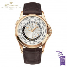 Patek Philippe World Time Rose Gold - Ref 5130R-018