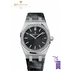 Audemars Piguet Royal Oak Quartz Steel - ref 67651ST.ZZ.D002CR.01