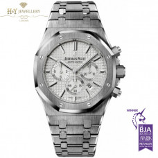Audemars Piguet Royal Oak Chronograph Steel - ref 26320ST.OO.1220ST.02