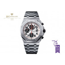 Audemars Piguet Royal Oak Offshore Panda Steel - ref 26170ST.OO.1000ST.01
