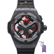 Hublot King Power Unico GMT Ceramic - ref 771.CI.1170.RX - Price Inc VAT