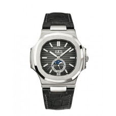 Patek Philippe Nautilus Chronograph Leather