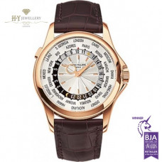 Patek Philippe World Time Rose Gold - 5130/R-018