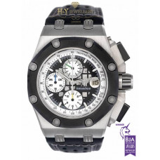 Audemars Piguet Royal Oak Offshore Ruben Barrichello II Titanium Limited Edition of 1000 pieces - ref 26078IO.OO.D001VS.01