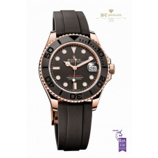 Rolex Yacht Master 37mm Rose Gold - ref 268655