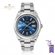 Rolex DateJust II Steel - ref 116300