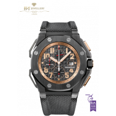 Royal Oak Offshore Chronograph Arnold Schwarzenegger 'The Legacy'  26378IO.OO.A001KE.01