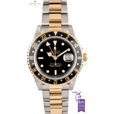 Rolex GMT Master II Gold and Steel – ref 116713LN
